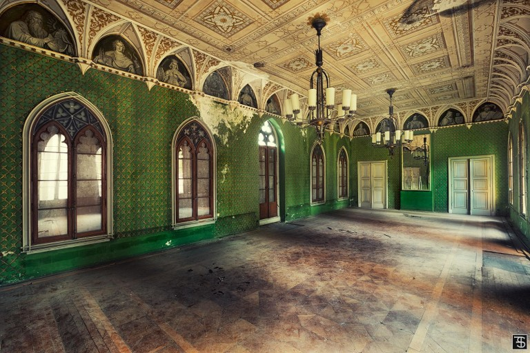 chateau des ancêtres