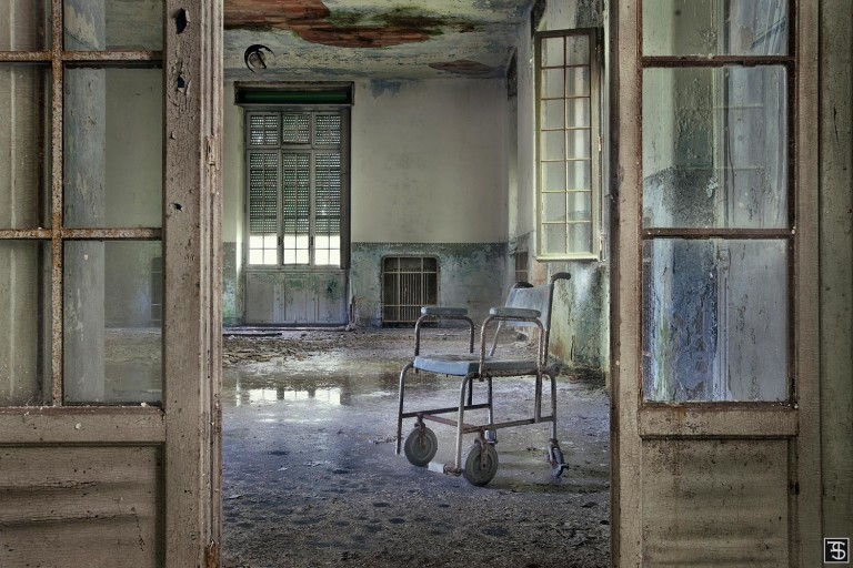 left in decay