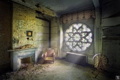trapped in solitude