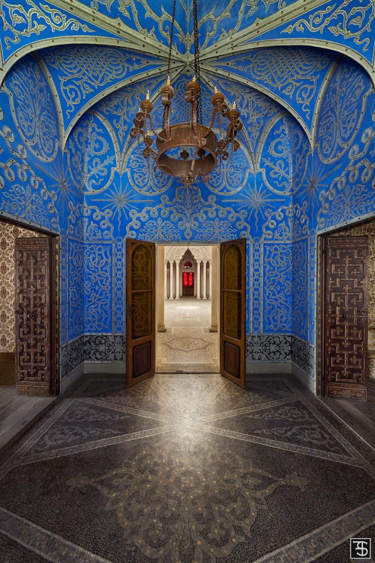 blue heaven [arabian nights]