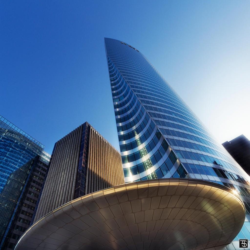 edf tower, paris