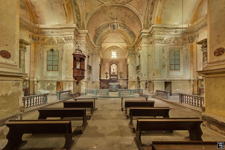 the forlorn saints
