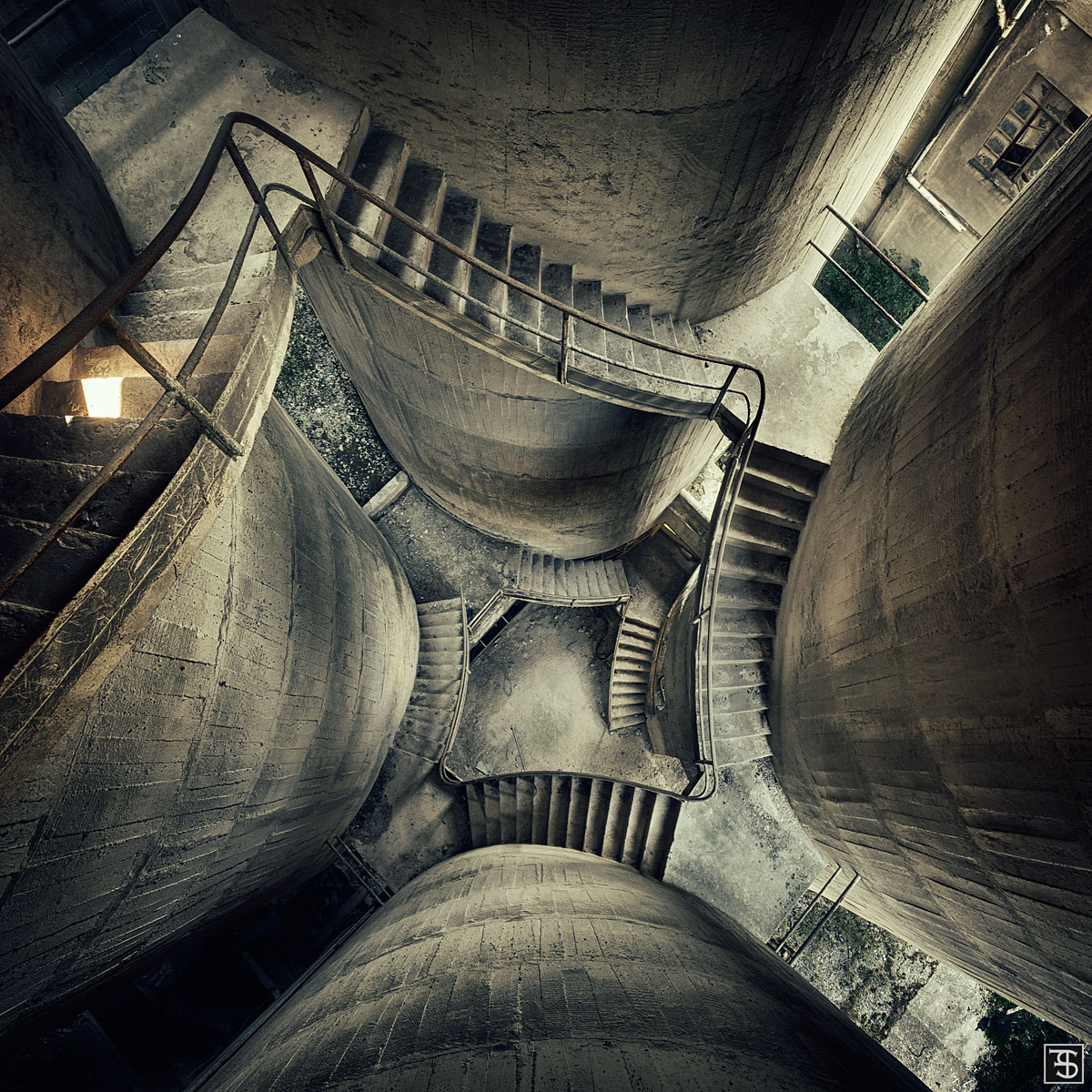 Sven Fennema Fine Art Photography Architektur