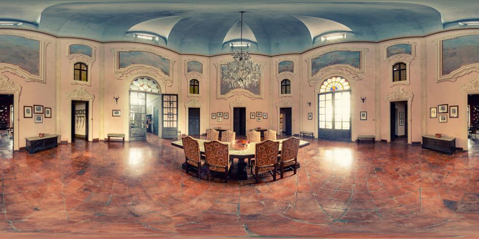 360° Villa Eremo, Mantova