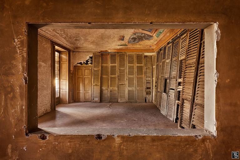 shutter library