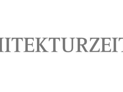 """Architekturzeitung – Artikel """"Realität ist Ansichtssache"""" & Interview"""
