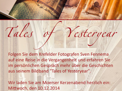 Event am 10.12.2014, Barbara Buchhandlung Moers