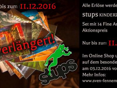 Weihnachtsaktion für das stups-KINDERZENTRUM in Krefeld