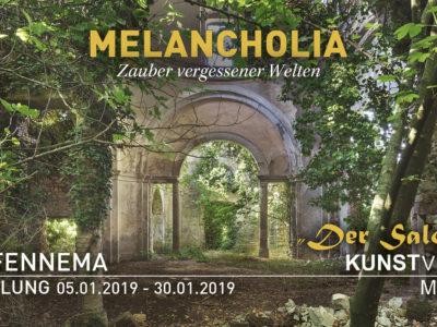 """Einzelausstellung – 05.01.2019-30.01.2019 – """"Der Salon"""" Mindelheim, Allgäu"""