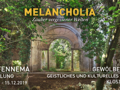 Einzelausstellung – 06.07.2019-15.12.2019 – GEWÖLBEKELLER KLOSTER KAMP